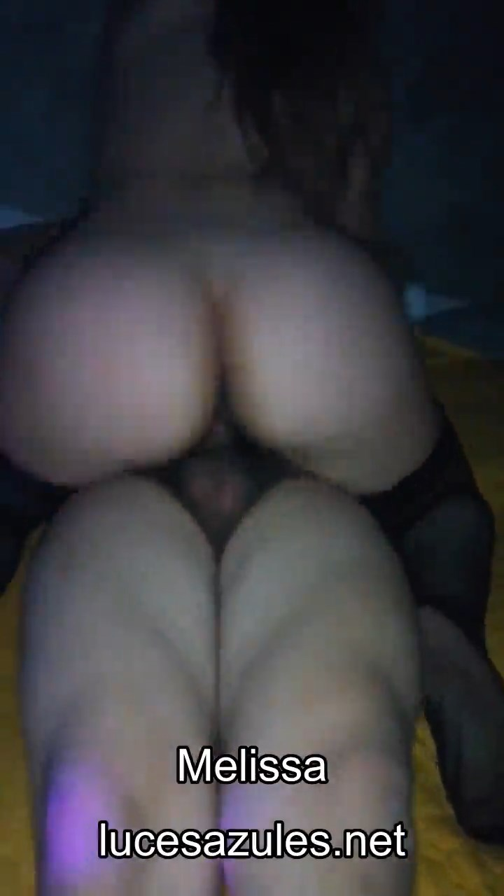 Melissa – Cogida